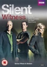 Silent Witness Series 15 and 16 - DVD Region 2