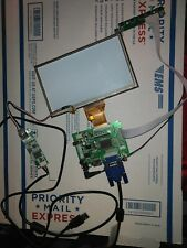 New listing Tontec 7 inch 1024*600 Lcd Touch Screen Display for Raspberry Pi
