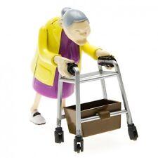 rasende Omas mit Rollator Gag Fun Geburtstag Racing Grannies