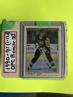 1990-91 OPC O-pee-chee Premier Hockey Card Complete set 1-132 With Jagr Rookie
