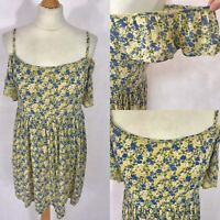 NEW LOOK Ladies Floral Summer Dress Size 8-18