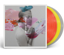 The National I Am Easy to Find Deluxe 3xLP Red/Green/Grey Vinyl Limited New