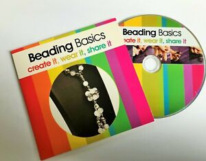 Jewellery Maker BEADING BASICS DVD
