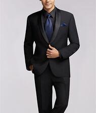 Custom Made Bridegroom Suits Best Man Tuxedos Men's Wedding Suits New Groom Suit