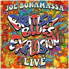 Joe Bonamassa - British Blues Explosion - New 2CD Album