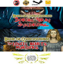 Brink of Consciousness: Dorian Gray Syndrome+ Lonely Hearts Murder PC KEY STEAM