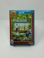 Pikmin 3 wii u (Wii U, 2013) Nintendo Selects  mint played once ship out fast