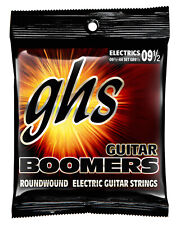3 Sets GHS Boomers GB9.5 Extra Light Plus Electric Guitar Strings 9.5-44