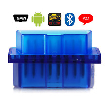 USA Stock V2.1 OBD2 OBDII Car Auto Wireless Diagnostic Interface Scanner Android