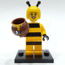 "LEGO Collectible Minifigure #71001 Series 10 ""BUMBLEBEE GIRL"" (Complete)"