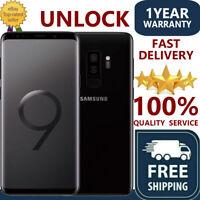 Brand New Samsung Galaxy S9+ Plus G965U 64GB Factory Unlocked Smartphone Mobile