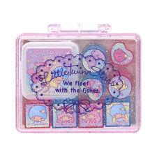 2016 Sanrio Little Twin Stars Stamper Stamps Box Set  ~ NEW