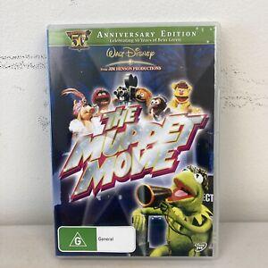 The Muppet Movie DVD Region 4 Jim Henson, Frank Oz Free Postage