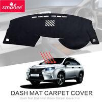 smabee Dash Mat For LEXUS RX2009-2014 RX270/350/450/300/330 Dashmat Black Carpet