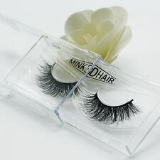 pas cher 3D 1 paire cils VISON naturel épais Faux Cils cils maquillage