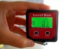 Measurement Instruments Protractor Digital Inclinometer Angle Meter Level Box