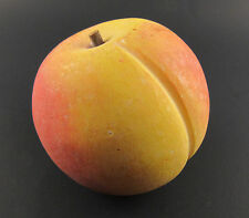 CARVED STONE YAMMY REALISTIC LOOK PEACH (LE)