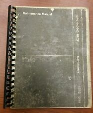 Yale Forklift Maintenance Manual ERC 040-065 RF/TF