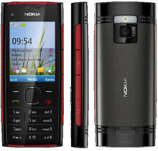 Genuine Nokia X2-00 Black Color Mobile With Warranty