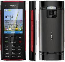 Genuine Nokia X2-00 Black Color Mobile With Warranty