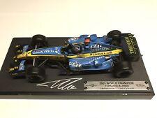 1:18 Hotwheels #G9729 Fernando Alonso Renault R25 #5 2005-leve siete librea