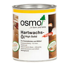 Osmo Hartwachs-Öl 0,75 ltr. 3040 Weiß