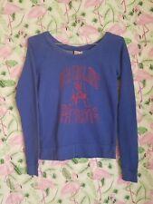 New England Patriots Junk Food Vintage NFL Sweatshirt Womens Medium EUC