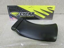 HONDA CR125 CR250 CRF250R CRF450R CRF450X 125 250 450 CYCRA BLACK REAR MUD FLAP