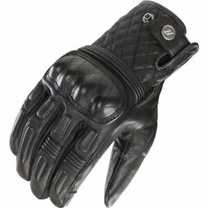 Joe Rocket Diamondback Leather Motorcycle Glove - Black, All Sizes