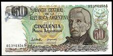 ARGENTINA  - 50 Pesos - Paper Money UNC
