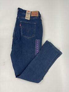 Levi's Women's Classic Mid Rise Skinny Jeans Medium Blue SIZE 16M 33 X 30