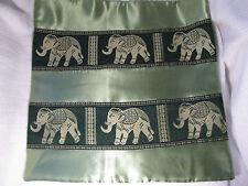 Thai Silk Decorative Pillow Cover