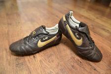 Nike Ronaldinho R10 SG Football Boots Size uk 10 Tiempo Legend