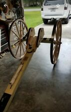 Black Powder Cannon Carriage