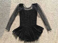 Girls Beautiful Ice Figure Skating Competition Dress Size CM