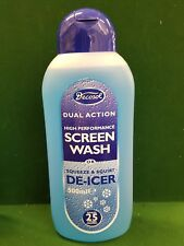 WINTER IS COMING, 500ML OF DE ICER SCREEN WASH MAKES 25 LTRS