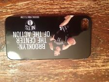 Brooklyn Nets  IPhone 4 4S Thin Snap-On Light Plastic Case Cover
