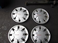 HOLDEN COMMODORE VN S PAC SPAC SET OF HUB CAPS GM 2 GOOD 2 REASONABLE 15 INCH