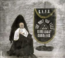 The Riverboat Gamblers - The Wolf You Feed [CD]