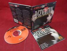 Amiga CD32: D/Generation - Mindscape 1986