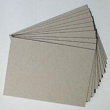 Comercio Pack 150 Hojas X A3 Premium greyboard elaboración de respaldo tarjeta 1000 micras