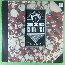 Big Country - Chance / The Tracks Of My Tears - Mercury COUNT-4 Ex Condition
