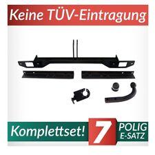 Für Opel Insignia A Caravan 09-17 Kpl. Anhängerkupplung starr+E-Satz 7p