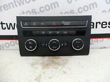 Seat Leon 2015 MK3 Heater Controls A/C Switches 5F0907044H