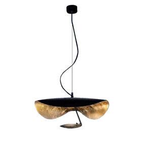 UFO Led Macaroon Pendant Light Nordic Flying Saucer Chandelier Ceiling Lamp New