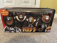 Kiss Mr Potato Heads Toy Collector Music Rare Uk