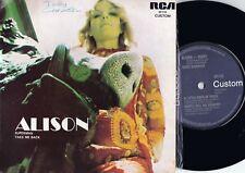 Alison McCallum Superman EP + DIGBY RICHARDS Oz 4 Track EX RARE Vanda & Young