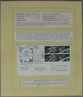 s1205) Raumfahrt Space Gemini 4 - Originalunterschrift Autograph James McDivitt