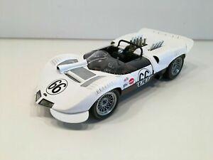 1:18 Chaparral 2 Chevy race car #66 Jim Hall Hap Sharp 1965 Autoart 1:18 Boxes