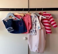 Next, Mothercare Baby Girls Clothing Bundle Age 3-6 Months <Q26